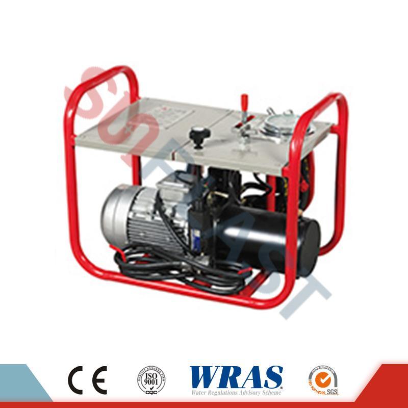 400-630mm Hydraulisk Butt Fusion Svetsmaskin för HDPE-rör