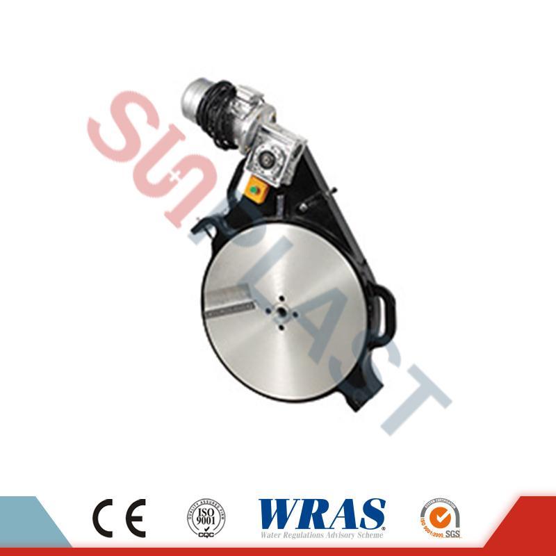 160-315mm Hydraulisk Butt Fusion Svetsmaskin för HDPE-rör